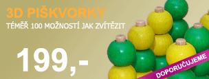 3D pi�kvorky, hra pro mal� i velk�